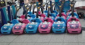 se vende negocio de carritos paseadores