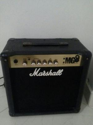 Amplificador De Guitarra Marshall Mg15