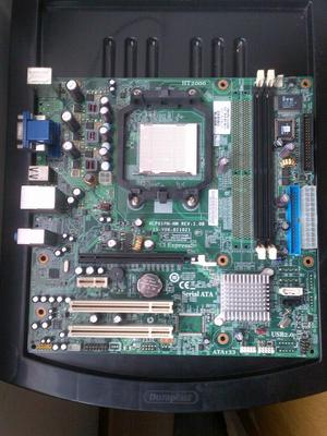 Board HP Compaq MCP61PMHM opcional procesador Athlon  y
