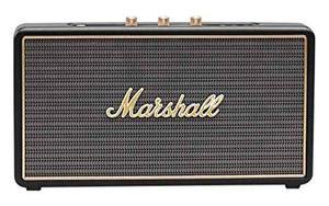 Marshall Stockwell Altavoz Portátil Bluetooth, Negro