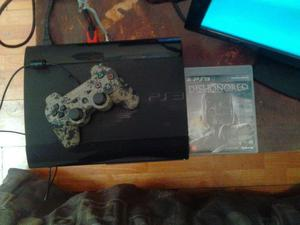 PS3 SUPER SLIM 500 GB 50 juegos digitales