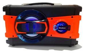 Parlante Amplificador Karaoke Bluetooth Usb Huskee Hk-ps15