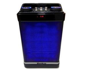 Parlante Amplificador Karaoke Bluetooth Usb Huskee Hk-ps22