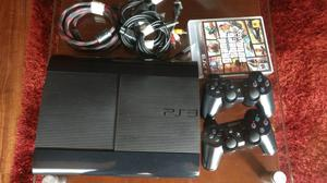 Ps3 Super Slim 2 Controles originales Juegos