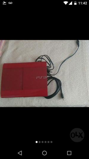 Ps3 Super Slim 500gb Gangazo 18 Juegos