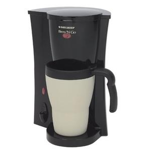 Black And Decker Cafetera Personal