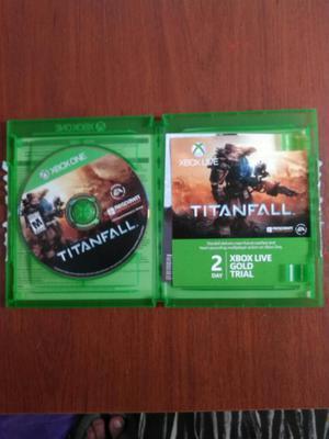 Juego de Xbox One Titanfall