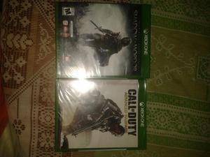 Juegos Xbox One. Nuevos.