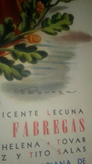 Libro de Bolivar Firmado