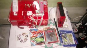 Nitendo Wii Edicione Espesial en Caja