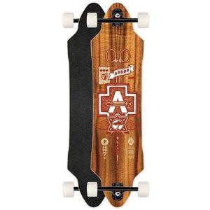 Skateboard Arbor Prodigy Longboard Completo  Oferta 959