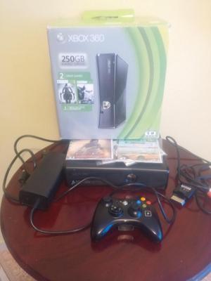 Xbox 360 Slim S Programada Rgh 5.0 Full. En Excelente Estado
