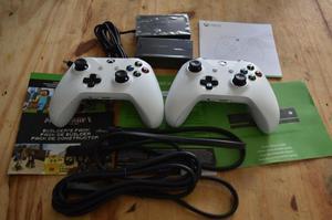 Xbox One S 500 Gb 2 Controles Con Kinect