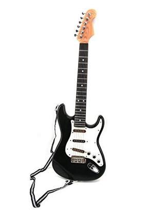 Hot Rock Eléctrico Con Pilas De La Guitarra De Juguete, Jue