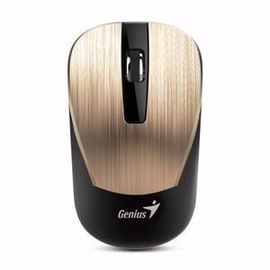 Mouse Inalambrico Genius Nx- Dorado