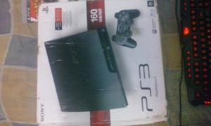 Play Station 3 Slim 160 GB 10 Juegos Fisicos 2 Controles y