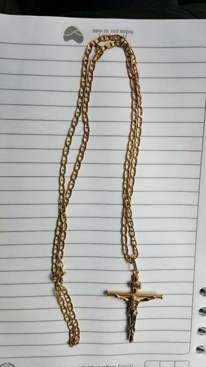 Vendo Cadena Oro Italiana 750