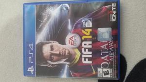 juego FIFA 14 para PS4