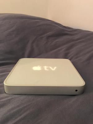 Apple TV primera generación con disco duro interno de 160