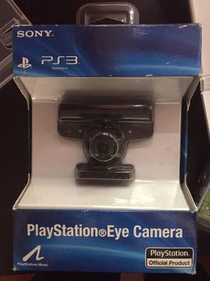 Cámara Para Playstation 3, Original Nueva