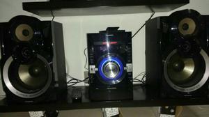 Equipo de Sonido Panasonic Como Nuevo