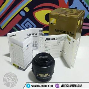 Lente Nikon 35 Mm 1.8 G Estado