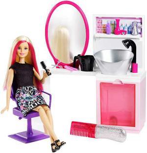 Salón De Belleza Barbie Sparkle