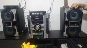 Se Vende Equipo de Sonido, Sony Genezis