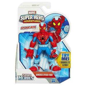 Spider Man Avengers Marvel Playskool Ref: A Hasbro