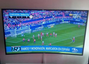 TV LED SAMSUNG CURVO 4K SMART REF.UN49KU, NUEVECITO,