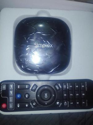 Tv Box Android Simplex