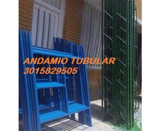 VENTA DE ANDAMIO TUBULAR O TRADICIONAL