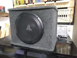 Vendo bajo JL AUDIO en caja original