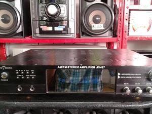 Amplificador Am/fm Seven 7 Audio Av437