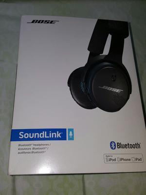 Audífonos Bose Sounlink Inalambricos