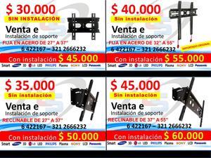 Bases Y Soportes Tv en Bucaramanga