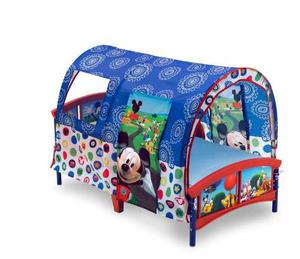 Cama Infantil Plastico Carpa, Delta Tent Disney Mickey Mouse