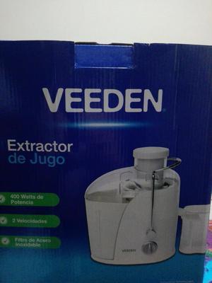 Extractor de Jugo Veeden
