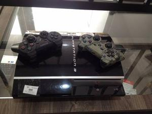 Id 221 Playstation 3 Slim * 2 Controles