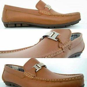 Zapatos De Hombre En Cuero
