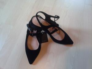 Zapatos Para Mujer Marca Zara Talla 37