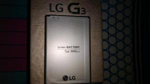 Batería Celular Lg G3 D855p Original