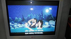 CAMBIO // VENDO EXCELENTE TELEVISOR LG CONVENCIONAL