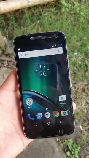 Motorola G 4 Play Legal 10 D 10 Poco Uso