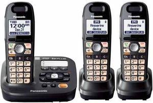 Panasonic Kx-tgt + 1 Kx-tga659t - 3 Auricular De