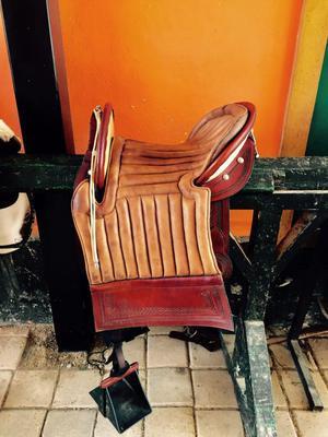 Burroteca para silla de montar a caballo posot class - Silla montar caballo ...