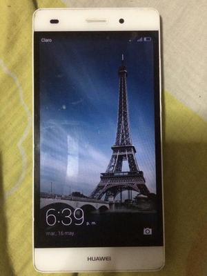 Vendo Huawei P8 Lite en Exelente Estado