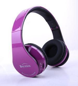 Auriculares Bluetooth Con Micofono Hifi Beyution