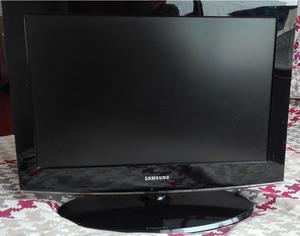 TV Monitor Samsung LCD de 22 pulgadas, HD, entrada HDMI,