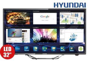 Televisor Hyundai 32 pulgadas Smart TV con TDT totalmente